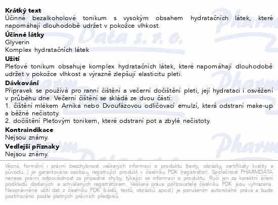 RYOR Pl. tonikum pro suchou a citlivou pleť 200ml