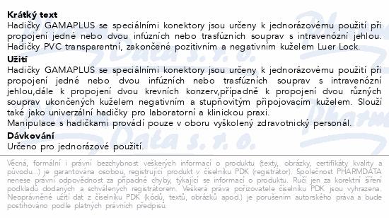 GAMAPLUS 1.8x450 UNIV