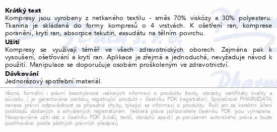 Kompres netk.text.nest.10x20cm/100ks Steriwund