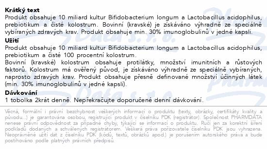 Edenpharma Lactobacillus Plus Bifidobact.cps.30