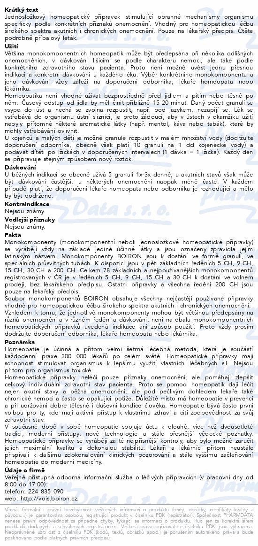 Picricum Acidum 9CH gra.4g