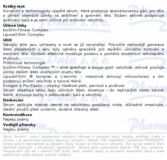 EVELINE SLIM 4D Fitness intenz.sérum celulit.250ml