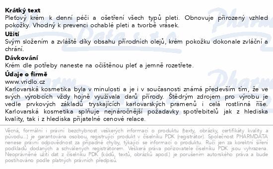 Karlovarský krém HYDRATAČNÍ 35g