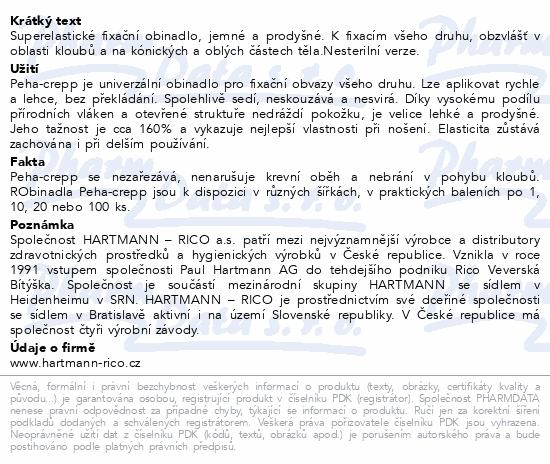 Obin. elast.fix.Peha-crepp 12cmx4m 3030446